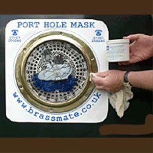 Porthole Cleaning Mat